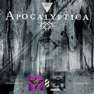 Apocalyptica - Original Vinyl Classics: Worlds Col in the group Campaigns / Weekly Releases / Week 14 / VINYL W.14 / METAL at Bengans Skivbutik AB (3533006)
