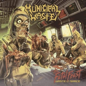 Municipal Waste - Fatal Feast The in the group Julspecial19 at Bengans Skivbutik AB (3542040)