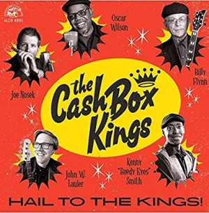 Cash Box Kings - Hail To The Kings! in the group Minishops / Johnny Cash at Bengans Skivbutik AB (3542334)