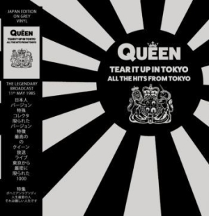 Queen - Tear It Up In Tokyo - All The Hits in the group Campaigns / Weekly Releases / Week 13 / VINYL W.13 / POP /  ROCK at Bengans Skivbutik AB (3547515)