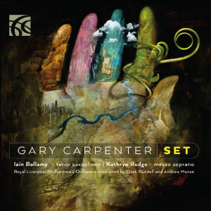 Carpenter, Gary - Set in the group Campaigns / Weekly Releases / Week 14 / CD Week 14 / CLASSICAL at Bengans Skivbutik AB (3552112)