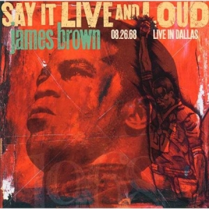 Brown James - Say It Live And Loud - Live 1968 (2 in the group Julspecial19 at Bengans Skivbutik AB (3553331)