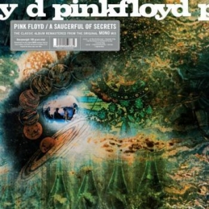 Pink Floyd - A Saucerful Of Secrets IMPORT in the group Campaigns / Record Store Day / RSD2019 at Bengans Skivbutik AB (3555851)