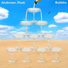 Anderson .Paak - Bubblin in the group Campaigns / Record Store Day / RSD2019-SALE at Bengans Skivbutik AB (3555861)
