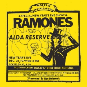 Ramones - Live At The Palladium, New York, Ny (12/31/79) in the group Campaigns / Record Store Day / RSD2019-SALE at Bengans Skivbutik AB (3555958)