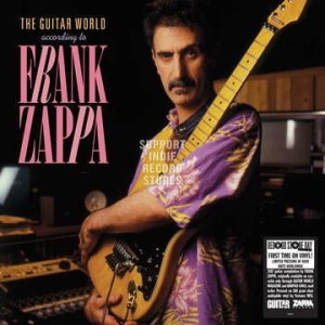 Frank Zappa - The Guitar World According To Frank Zappa in the group Campaigns / Record Store Day / RSD2019-SALE at Bengans Skivbutik AB (3556181)