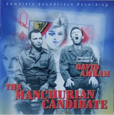 Amram David - Manchurian Candidate in the group VINYL / Film/Musikal at Bengans Skivbutik AB (3556335)