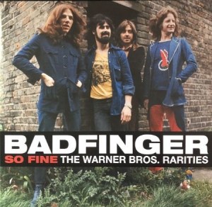 Badfinger - So Fine - Warner Rarities (Red Vinyl) in the group Campaigns / Record Store Day / RSD2019 at Bengans Skivbutik AB (3556433)
