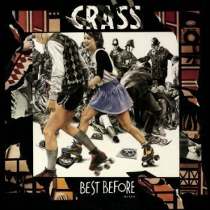 Crass - Best Before 1984 in the group VINYL / Vinyl Punk at Bengans Skivbutik AB (3556731)