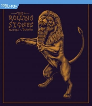 Rolling Stones - Bridges To Bremen (2Cd+Br) in the group CD / New releases / Rock at Bengans Skivbutik AB (3557962)