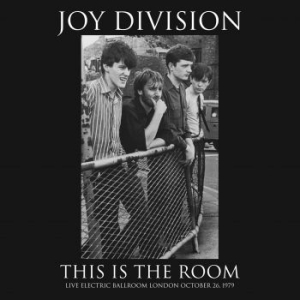 Joy Division - This Is The Room: Live Oct 26, 1979 in the group Minishops / Joy Division at Bengans Skivbutik AB (3559526)