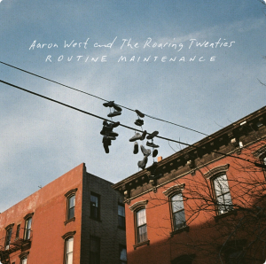 Aaron West And The Roaring Twenties - Routine Maintenance in the group VINYL / Rock at Bengans Skivbutik AB (3559574)