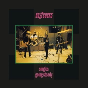 Buzzcocks - Singles Going Steady (Purple Vinyl) in the group VINYL / Vinyl Punk at Bengans Skivbutik AB (3566135)