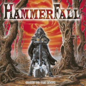 Hammerfall - Glory To The Brave in the group Minishops / Hammerfall at Bengans Skivbutik AB (3566150)