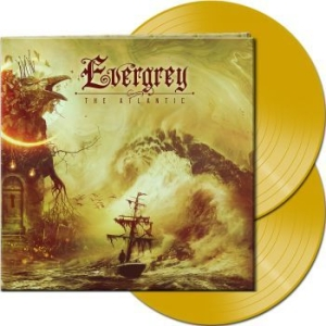Evergrey - Atlantic The (2 Lp Yellow Vinyl) Sw in the group VINYL / Popular Swedish Artists On Vinyl at Bengans Skivbutik AB (3578126)
