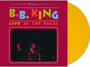 BB King - Live At The Regal (ltd Yellow Vinyl) in the group VINYL / Vinyl Blues at Bengans Skivbutik AB (3585913)