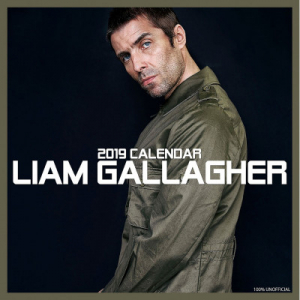 Liam Gallagher - 2019 Calender in the group OTHER / Merch Calenders at Bengans Skivbutik AB (3586663)