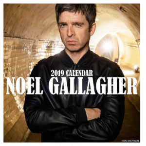 Noel Gallagher - 2019 Calender in the group OTHER / Merch Calenders at Bengans Skivbutik AB (3586665)