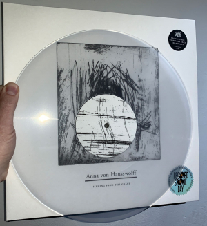 Anna Von Hausswolff - Singing From The Grave Clear Vinyl Repress in the group Campaigns / Record Store Day / RSD2019 at Bengans Skivbutik AB (3592443)
