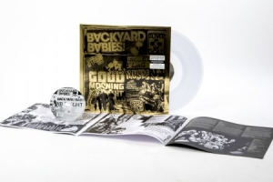Backyard Babies - Sliver And Gold (Ltd Bengans Clear) LP + CD in the group Campaigns / Weekly Releases / Week 9 / VINYL Week 9 / METAL at Bengans Skivbutik AB (3592565)