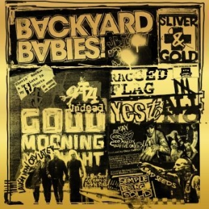 Backyard Babies - Sliver And Gold in the group Campaigns / Weekly Releases / Week 9 / VINYL Week 9 / METAL at Bengans Skivbutik AB (3592570)