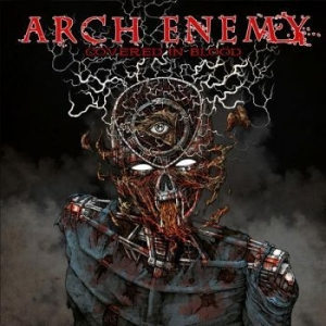Arch Enemy - Covered In Blood in the group CD at Bengans Skivbutik AB (3595071)
