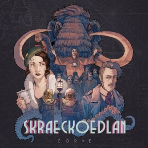 Skraeckoedlan - Earth (Signed CD) in the group Minishops / Skraeckoedlan at Bengans Skivbutik AB (3595854)