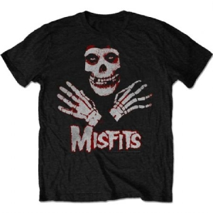 Misfits - THE MISFITS MEN'S TEE: HANDS in the group OTHER / Merchandise at Bengans Skivbutik AB (3595948)
