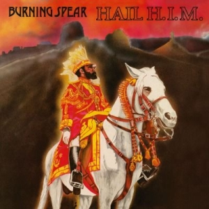 Burning Spear - Hail H.I.M. in the group VINYL / Upcoming releases / Reggae at Bengans Skivbutik AB (3596463)