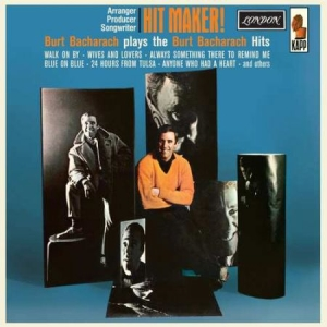 Burt Bacharach - Hit Maker! -LTD- in the group VINYL / Upcoming releases / Pop at Bengans Skivbutik AB (3596525)