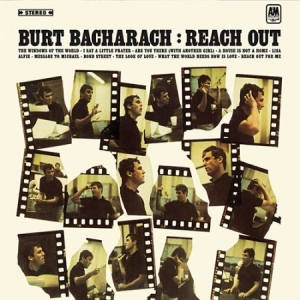 Burt Bacharach - Reach Out -LTD- in the group VINYL / New releases - import / Pop at Bengans Skivbutik AB (3596528)