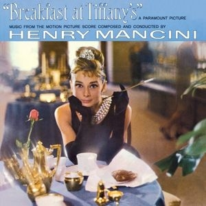 Henry Mancini - Breakfast At Tiffany's in the group VINYL / Vinyl Soundtrack at Bengans Skivbutik AB (3597806)