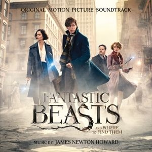 Original Soundtrack - Fantastic Beasts and Where to Find Them in the group Campaigns / Classic labels / Music On Vinyl at Bengans Skivbutik AB (3598442)