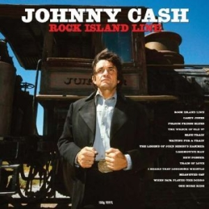 Cash Johnny - Rock Island Line in the group VINYL / Country at Bengans Skivbutik AB (3601614)