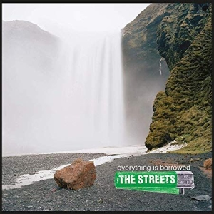 The Streets - Everything Is Borrowed (Vinyl) in the group VINYL / Vinyl RnB-Hiphop at Bengans Skivbutik AB (3601936)