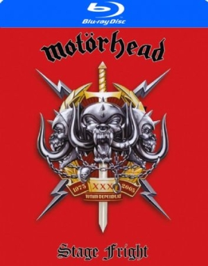 Motörhead - Stage Fright (Bluray) in the group MUSIK / Musik Blu-Ray / Rock at Bengans Skivbutik AB (3603000)