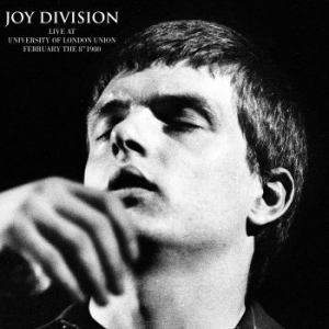 Joy Division - Live University Of London Union '80 in the group Julspecial19 at Bengans Skivbutik AB (3603070)