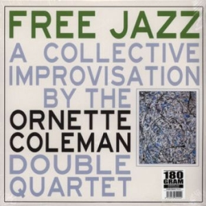 Ornette Coleman - Free Jazz in the group VINYL / Jazz/Blues at Bengans Skivbutik AB (3613310)