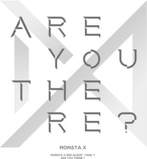 Monsta X - Vol.2 (Take.1 Are You There?) in the group OTHER /  at Bengans Skivbutik AB (3613651)