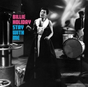 Holiday Billie - Stay With Me in the group VINYL / Jazz/Blues at Bengans Skivbutik AB (3623260)