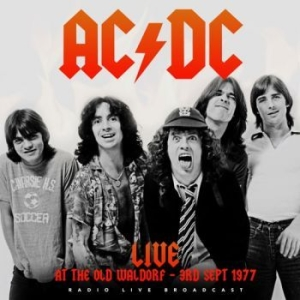 AC/DC - Live At The Old Waldorf 1977 in the group Minishops / AC/DC at Bengans Skivbutik AB (3623282)