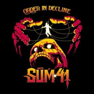 Sum 41 - Order In Decline in the group Campaigns / Best Albums 2019 / Årsbästa 2019 Kerrang at Bengans Skivbutik AB (3623290)