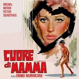 Ennio Morricone - Cuore Di Mamma in the group Campaigns / Weekly Releases / Week 10 / Vinyl Week 10 / FILM / MUSICAL at Bengans Skivbutik AB (3624171)