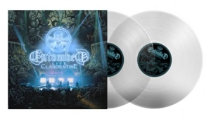 Entombed - Clandestine - Live (Bengans Ltd Clear 2LP) + Poster in the group OTHER /  /  at Bengans Skivbutik AB (3624232)