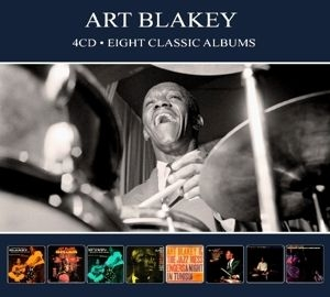 Art Blakey - Eight Classic Albums in the group Campaigns / Weekly Releases / Week 11 / CD Week 11 / JAZZ / BLUES at Bengans Skivbutik AB (3624603)