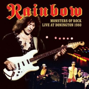 Rainbow - Monsters Of Rock Live In Donington in the group Campaigns / Weekly Releases / Week 14 / VINYL W.14 / METAL at Bengans Skivbutik AB (3630278)