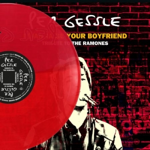 Per Gessle - I wanna be your boyfriend tribute to the Ramones clear red vinyl in the group BF2019 at Bengans Skivbutik AB (3633012)