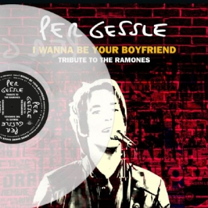 Per Gessle - I wanna be your boyfriend tribute to the Ramones clear Vinyl in the group VINYL / Exclusive Editions at Bengans Skivbutik AB (3633013)