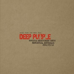 Deep Purple - Newcastle 2001 (Ltd Ed Numbered Cd) in the group Julspecial19 at Bengans Skivbutik AB (3640095)