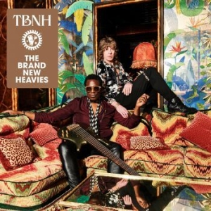 Brand New Heavies - Tbnh in the group CD / Upcoming releases / RNB, Disco & Soul at Bengans Skivbutik AB (3642025)